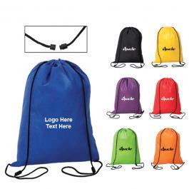 Promotional Non Woven Polypropylene Drawstring Bags